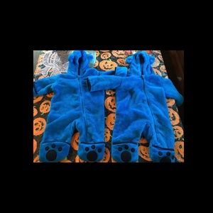 Columbia Baby Bear Buntings 3-6 Months